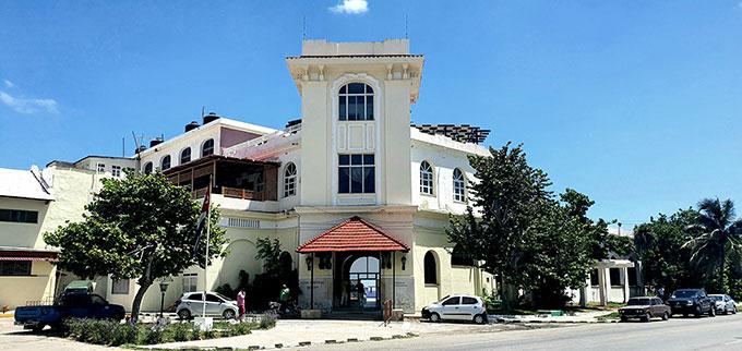 Former Club Casino Deportivo de La Habana, Miramar