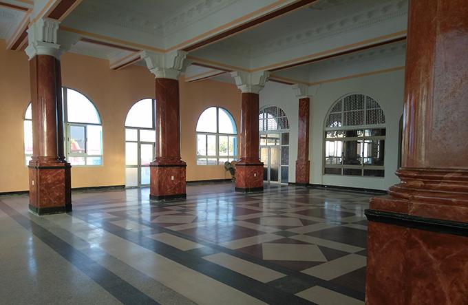 Dance Floor FormerClub Casino Deportivo de La Habana, Miramar.